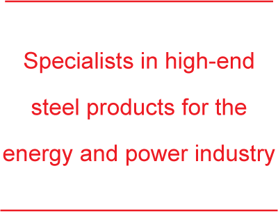 Specialists in high-end tubular products for the energy industry